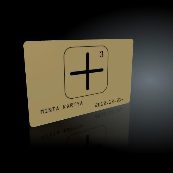 Haszonkártya