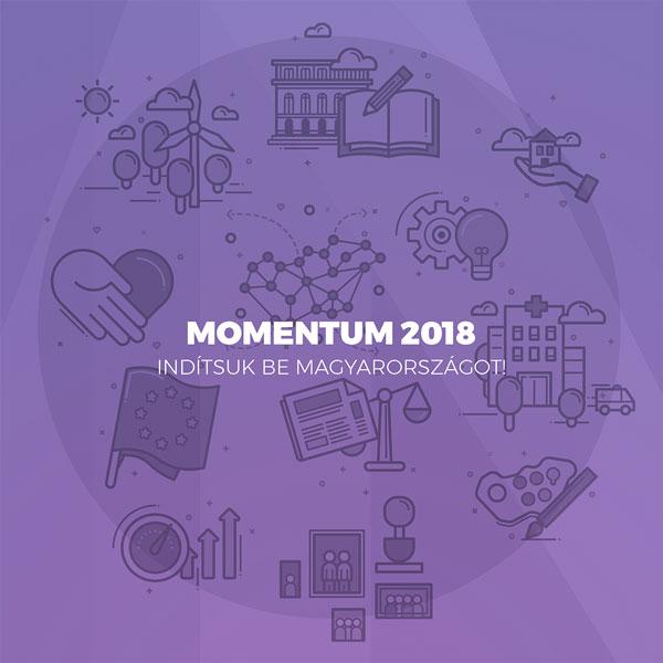 Momentum 2018: Indítsuk be Magyarországot!