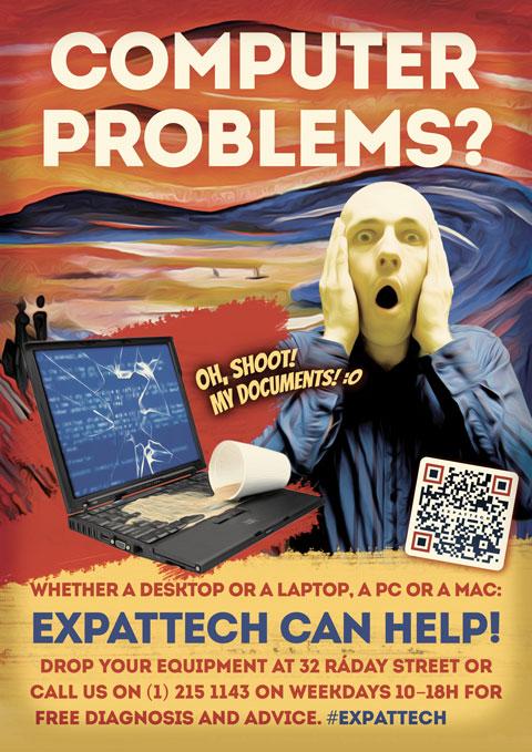Computer problems?
